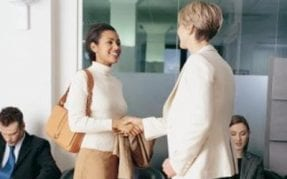 The Importance of Eye Contact in a Job Interview