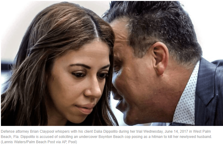 Dalia Dippolito murder-for-hire investigation 'tainted' by poor police work, defense expert testifies