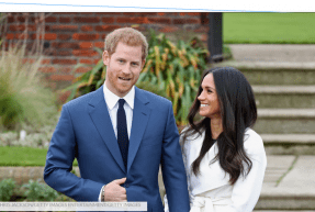 Prince Harry & Meghan Markle's Body Language Reveals Some Interesting Things About Their Relationship
