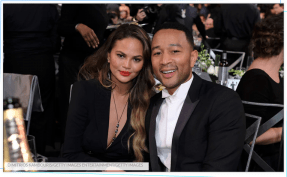 Chrissy Teigen & John Legend's Body Language Reveals Their Love Is Stronger Than Ever
