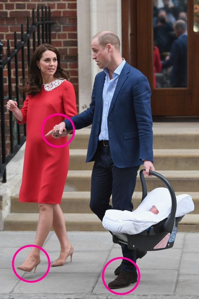 kate middleton prince williamcarseat
